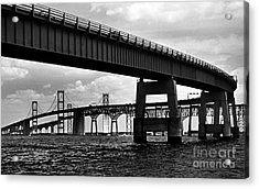 Chesapeake Bay Bridge  Acrylic Print