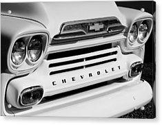 Chevrolet Apache 31 Fleetline Pickup Truck Acrylic Print by Jill Reger