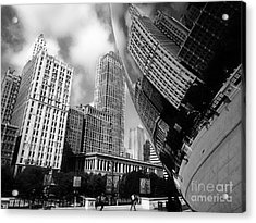 Chicago Architecture Acrylic Print