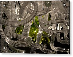 Chihuly-11 Acrylic Print by Dean Ferreira