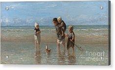 Children Of The Sea Acrylic Print
