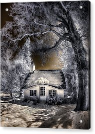 Children's Cottage Acrylic Print