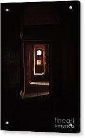 Choice Is Yours Thers Is Always A Way Acrylic Print by Vineesh Edakkara