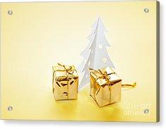 Christmas Decorations Acrylic Print by Michal Bednarek