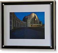 Cincinnati Union Terminal Acrylic Print