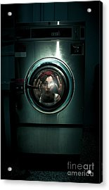 Cleaning Problems Acrylic Print by Jorgo Photography - Wall Art Gallery