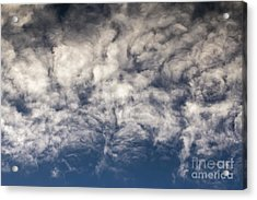 Clouds Acrylic Print by Michal Boubin
