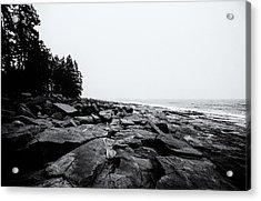 Coastal Scene 12 Acrylic Print
