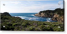 Coastline, Point Lobos State Reserve Acrylic Print by Panoramic Images
