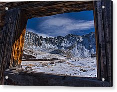Colorado Mayflower Gulch Acrylic Print by Michael J Bauer