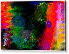 Colorfest Acrylic Print