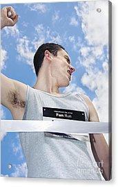 Compeditor Analysis Acrylic Print by Jorgo Photography - Wall Art Gallery