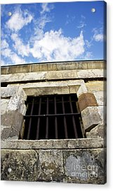 Convict Cell Acrylic Print