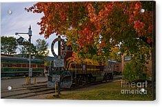 Conway Scenic Railroad Acrylic Print
