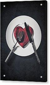 Cooking With Love Acrylic Print by Joana Kruse