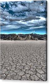 Cool Desert Acrylic Print