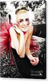 Cosmetics Acrylic Print by Jorgo Photography - Wall Art Gallery