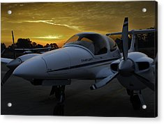 Da42 In The Morning Acrylic Print