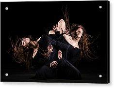 Dance Sequencing Acrylic Print