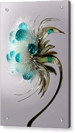 Dandelion Blues Acrylic Print
