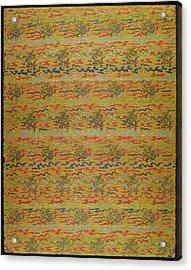 Daoist Folding Album Acrylic Print by British Library