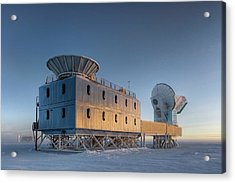 Dark Sector Lab Telescopes Acrylic Print