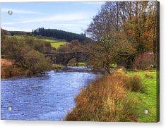Dartmoor - Two Bridges Acrylic Print