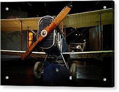 De Havilland Dh4 Biplane, Omaka Acrylic Print by David Wall