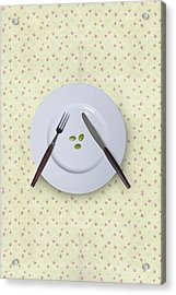 Diet Acrylic Print