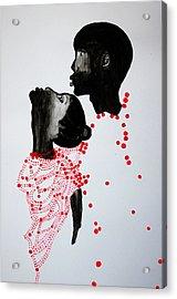 Dinka Marriage - South Sudan Acrylic Print