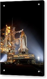 Discovery At Launch Pad Acrylic Print