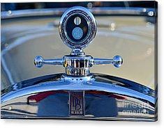 1928 Dodge Brothers Standard 6 Acrylic Print by George Atsametakis
