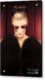 Doll Acrylic Print by Jorgo Photography - Wall Art Gallery