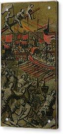 Domenico Tintoretto Italian, 1560 - 1635 Acrylic Print