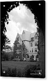 Dominican University Parmer Hall Acrylic Print by University Icons