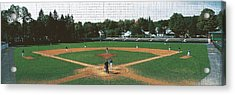 Doubleday Field Cooperstown Ny Acrylic Print
