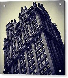 Downtown - Ny Acrylic Print