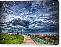 Dramatic Skies Acrylic Print