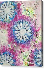 Dream Garden-2 Acrylic Print