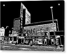 Dreamland Margate Acrylic Print