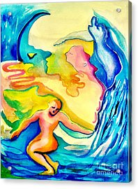 Dreamscape 1 Acrylic Print