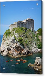 Dubrovnik, Dubrovnik-neretva County Acrylic Print