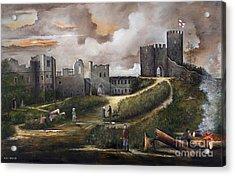 Dudley Castle 2 Acrylic Print