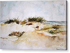 Dunes I Acrylic Print