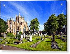 Dunfermline Abbey Scotland Acrylic Print