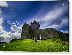 Dunguaire Castle Ireland Acrylic Print by Giovanni Chianese