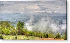 Dunlap Valley Acrylic Print