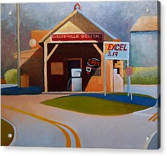 Earlysville General Store No. 2 Acrylic Print