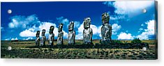 Easter Island Chile Acrylic Print