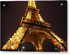 Eiffel Tower - Paris France - 011314 Acrylic Print